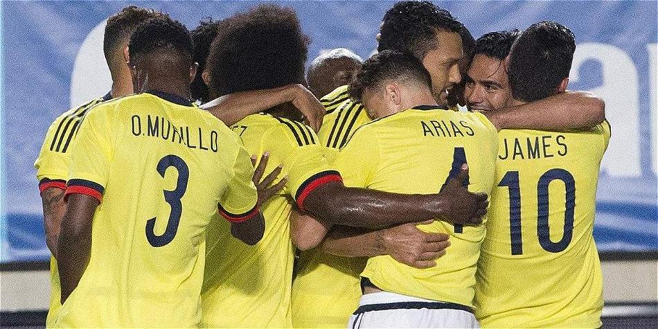 Por ausencia de partidos, Colombia es puesto 13 en la clasificación de la Fifa