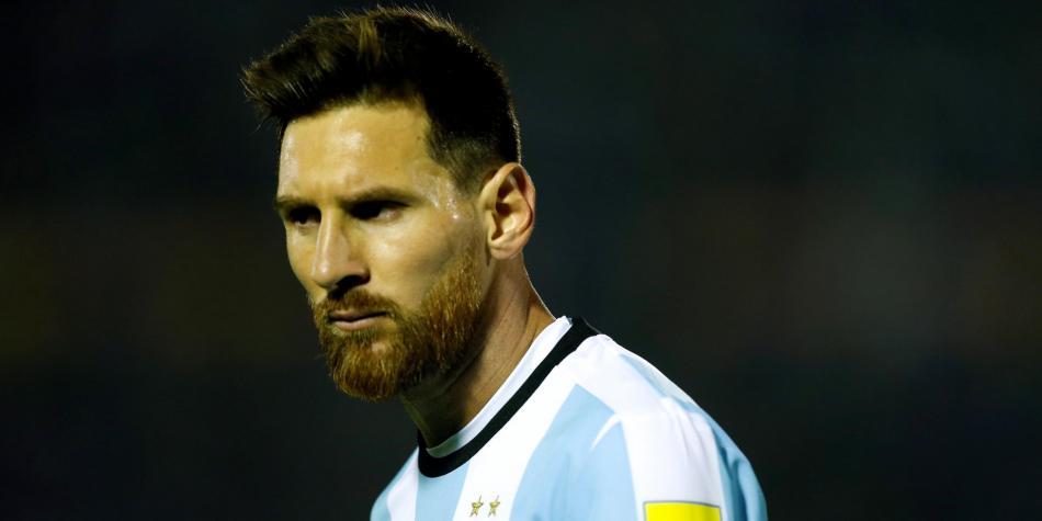 'Imagino poder levantar la Copa del Mundo, es mi sueño de siempre': Messi