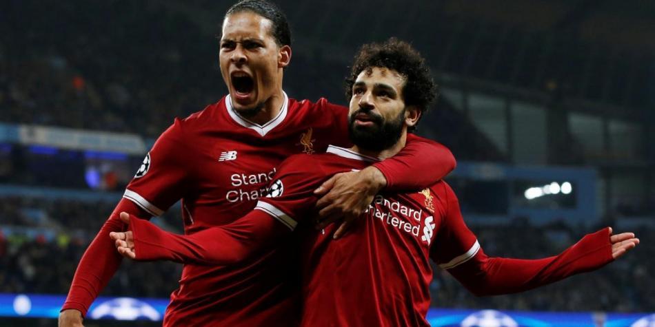 Los ricos también lloran: Liverpool vence 1-5 al City y va a semifinal