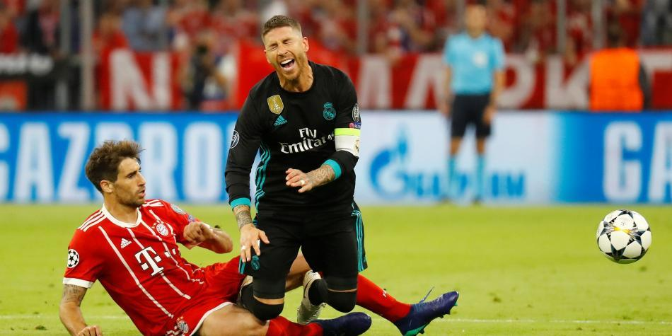 'Contra Bayern saldremos pensando que estamos 0-0': Sergio Ramos