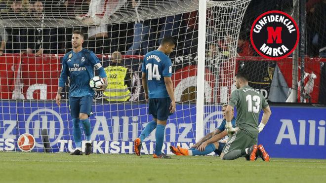 A 18 puntos del Barça, «nunca más»