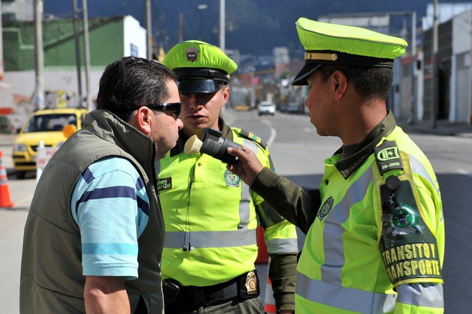Van 275 sancionados en puente festivo por conducir borrachos