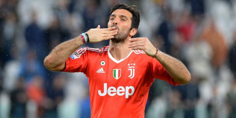 Buffon, leyenda de la portería, dice adiós a Juventus y a Italia