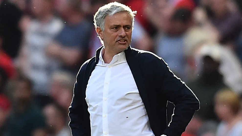 Cuarta temporada en blanco para José Mourinho