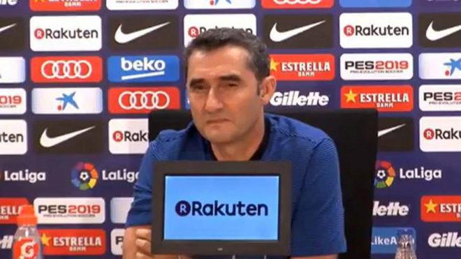 """Valverde: """"Nadie puede abrir la boca de lo que pasa en los túneles, lo garantizo"""""""