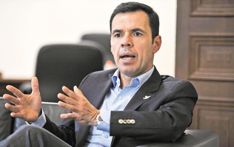 La Procuraduría pide mantener la investidura de Guillermo Rivera