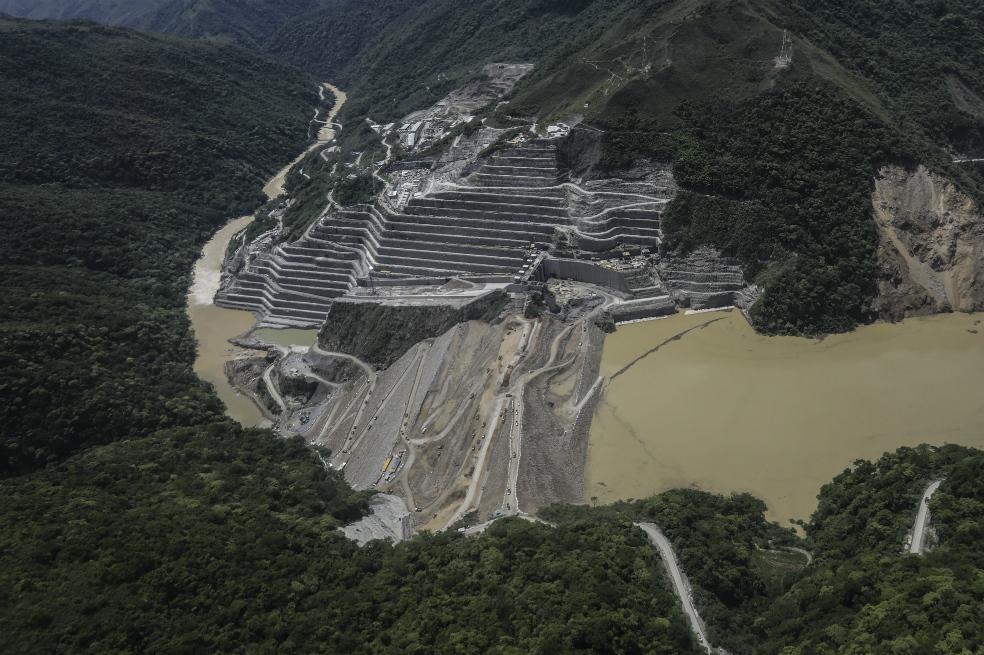 Nueva emergencia en Hidroituango: cinco municipios en alerta máxima