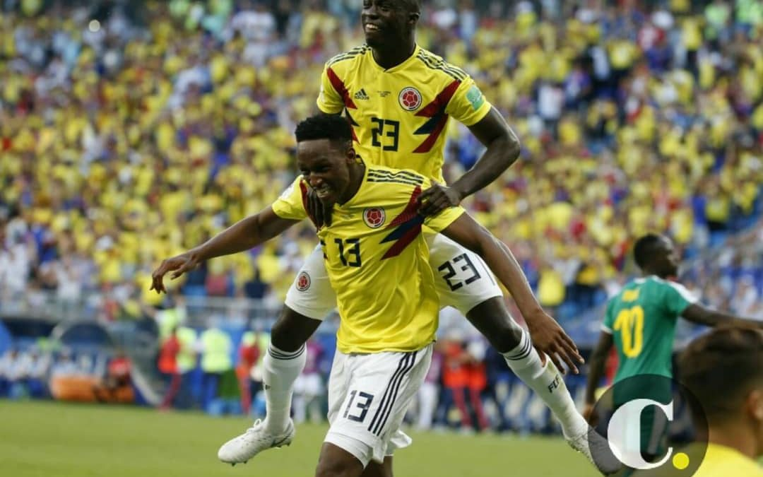 YERRY MINA, EL SALVADOR DE COLOMBIA