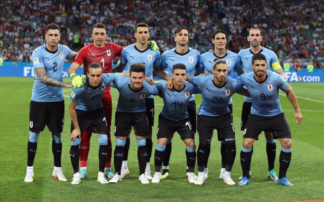URUGUAY:2 PORTUGAL:1. LO DEFINIÓ CAVANI
