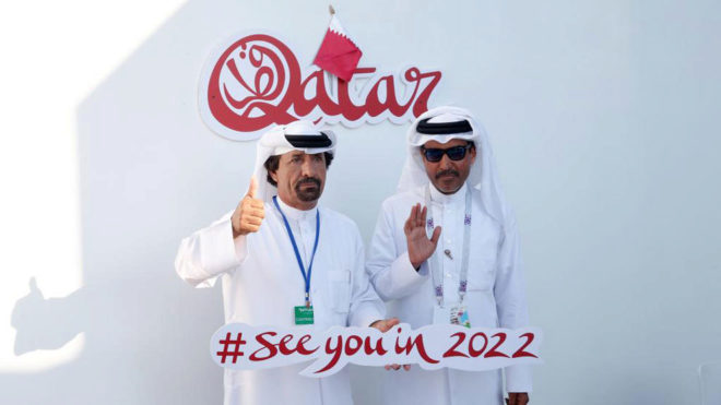 El Mundial de Qatar 2022 se jugará del 21 de noviembre al 18 de diciembre