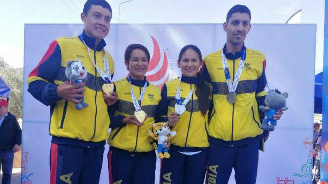 Rodrigo Contreras le entrega el primer oro a Colombia en los Centroamericanos