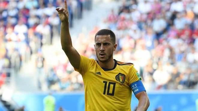 "Hazard, sobre su futuro: ""Ya sabéis mi destino favorito"""