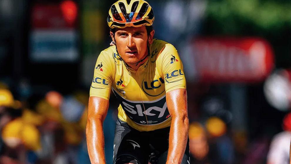 Thomas le birla el triunfo a Nieve y se viste de amarillo