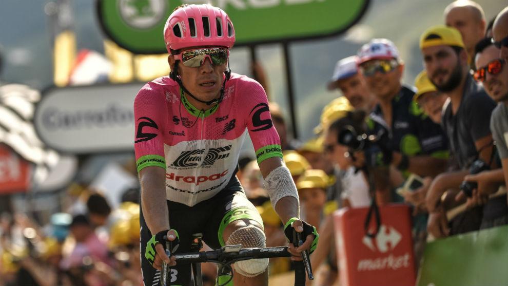 Rigoberto Urán abandona el Tour de Francia