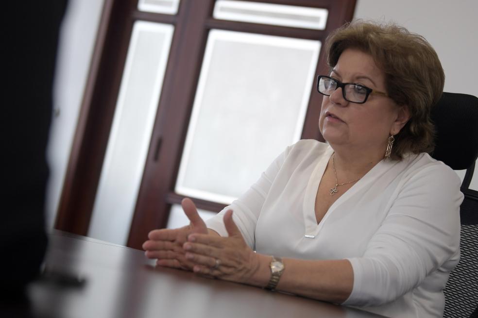 """""""Tenemos que volver a la majestad de la justicia"""": ministra de Justicia"""