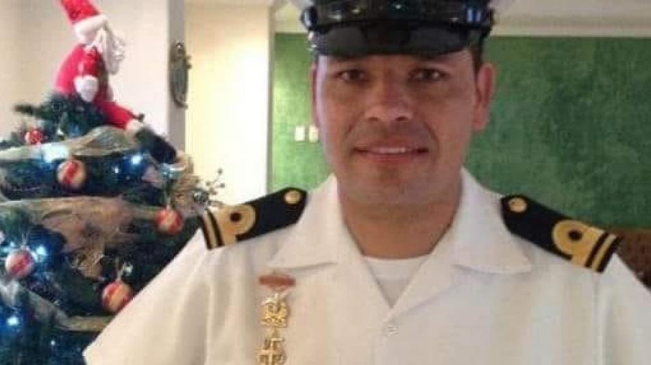 El 24 de agosto se fijará condena contra excapitán de la Armada por delitos sexuales