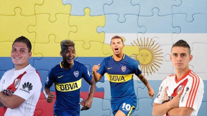 La nueva Selección crece en Argentina