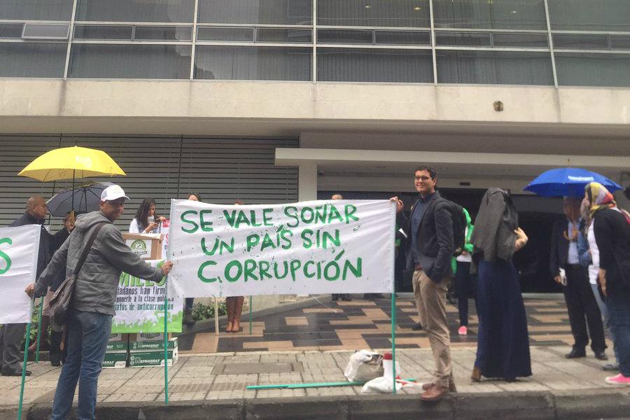 Las cifras de la Consulta Anticorrupción