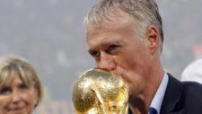 Didier Deschamps gana el premio The Best FIFA a Mejor Entrenador 2018 por delante de Zidane y Dalic