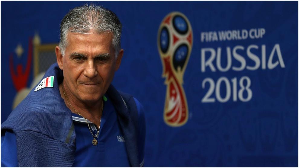 A Carlos Queiroz le agrada la oferta de la selección mexicana