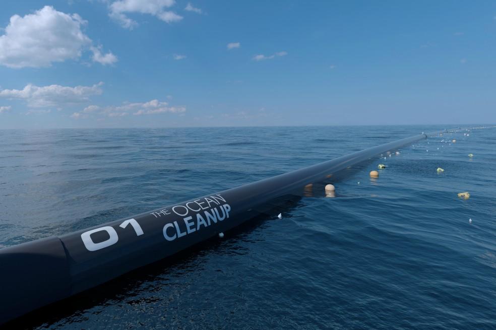 """Arranca el proyecto más ambicioso para limpiar el """"continente de plástico"""" del Pacífico"""