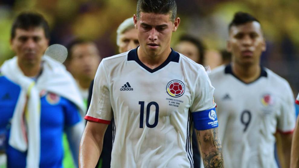La espina de Colombia con Costa Rica