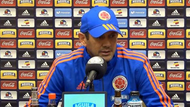 Arturo Reyes: «Contra Costa Rica haré tres o cuatro cambios de la nómina que jugó contra EEUU.»