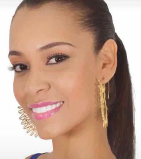 SEÑORITA CHOCÓ: Libia Marcella Salamandra Pacheco