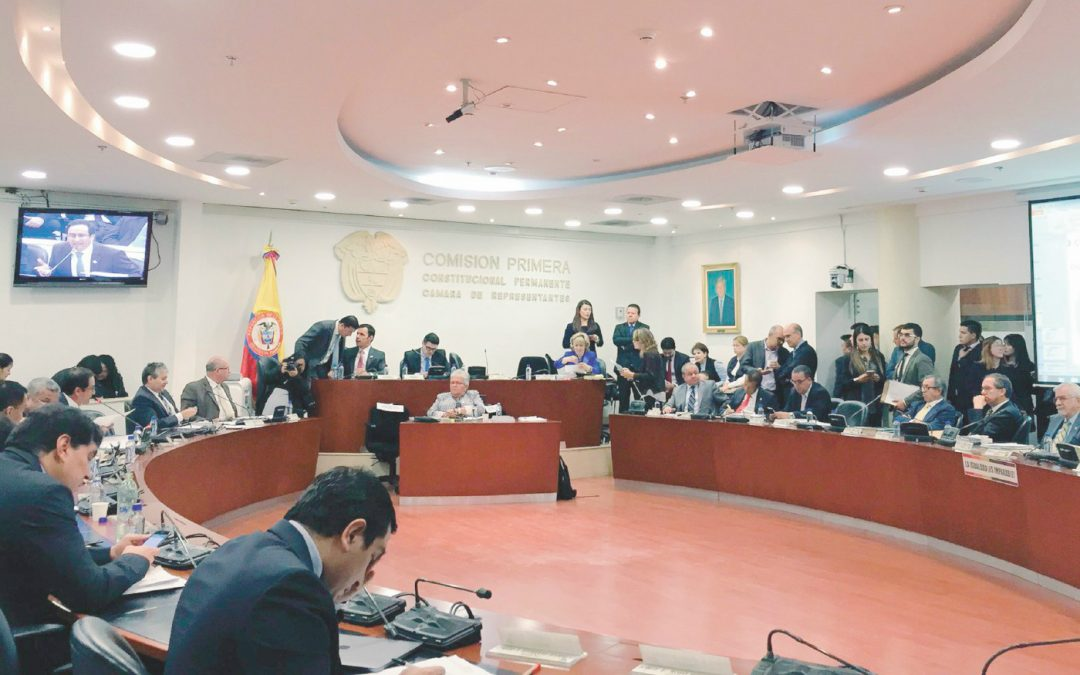 Unificación de períodos de gobernantes: propuesta y contrapropuesta