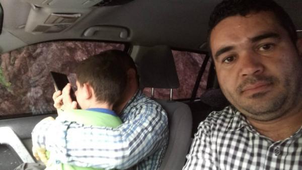 Cristo José Contreras fue liberado