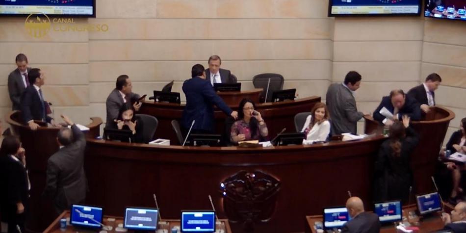 Comienza el debate definitivo en el Senado a ley de financiamiento