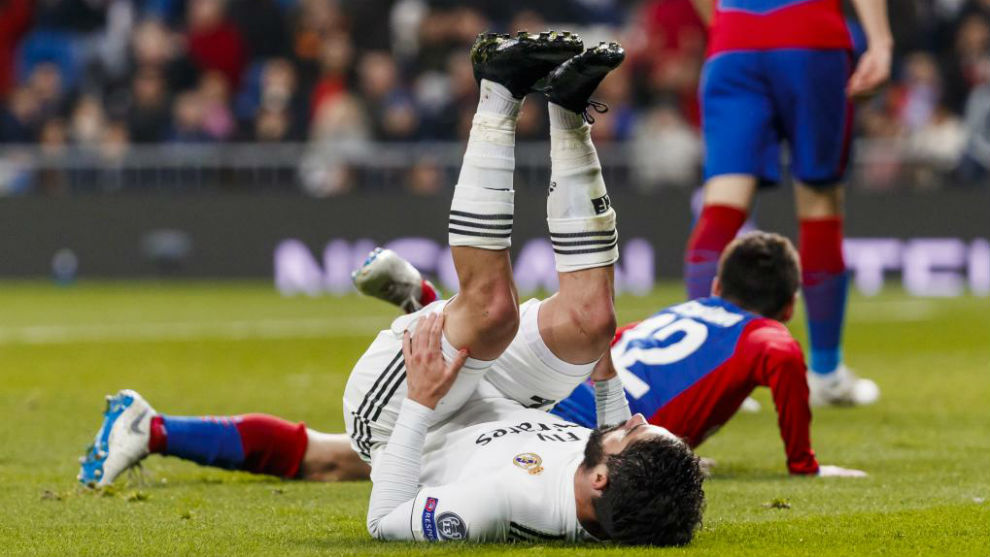 El Madrid se lleva una derrota histórica