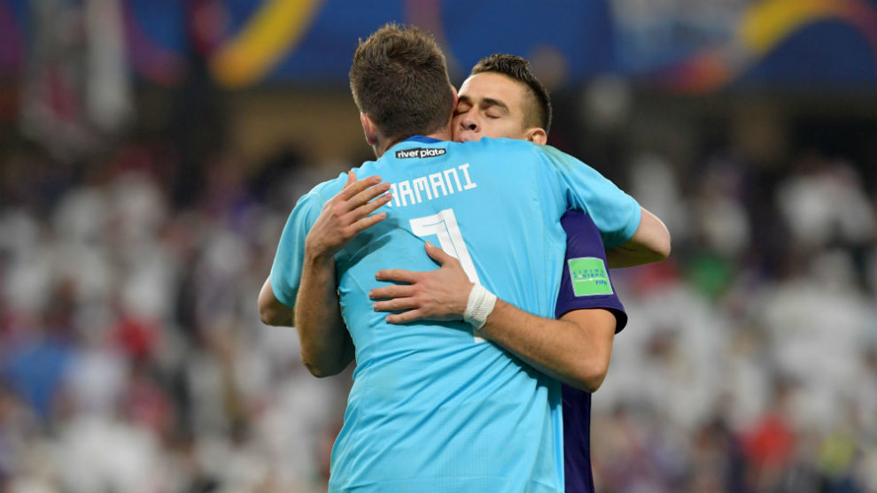 Acaba el sueño para Borré y Quintero por conquistar el Mundial de Clubes
