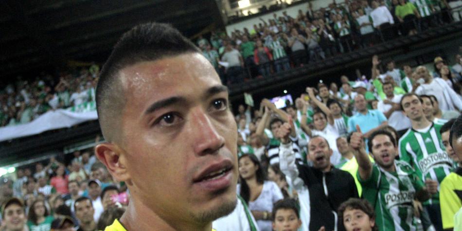Nacional no se resigna: iría al TAS por el caso de Fernando Uribe