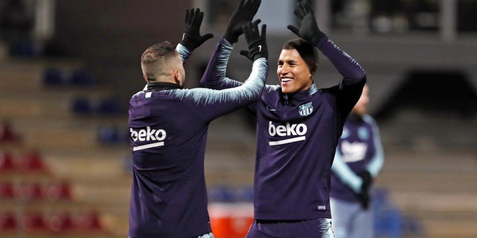Barcelona no correrá más riesgos: Murillo no jugará cuartos de Copa
