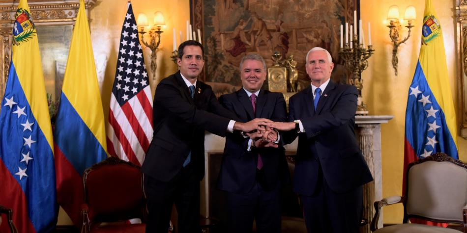 EE. UU. advierte que cualquier amenaza contra Colombia será respondida