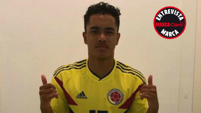 Kevin González: «Yo no lo dudo, muero por jugar con la Selección Colombia»