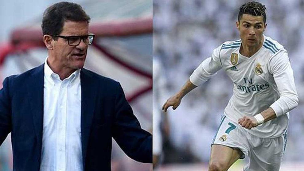 Capello: «Hay tres genios en el fútbol y Cristiano no es uno de ellos»