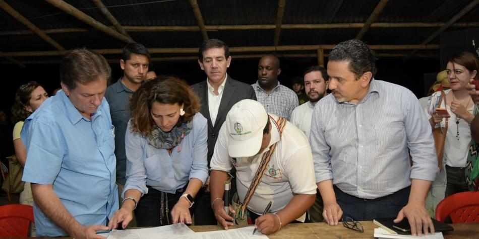 Liberan a militar que provocó la suspensión de los diálogos en Cauca
