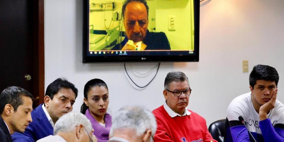 Fiscal de JEP dijo que logró que carta a EE. UU. no llegara al destino