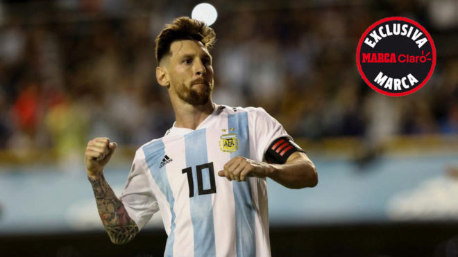 Leo Messi vuelve a la selección de Argentina