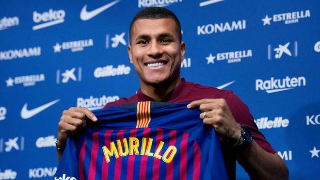 El Barcelona no comprará a Jeison Murillo