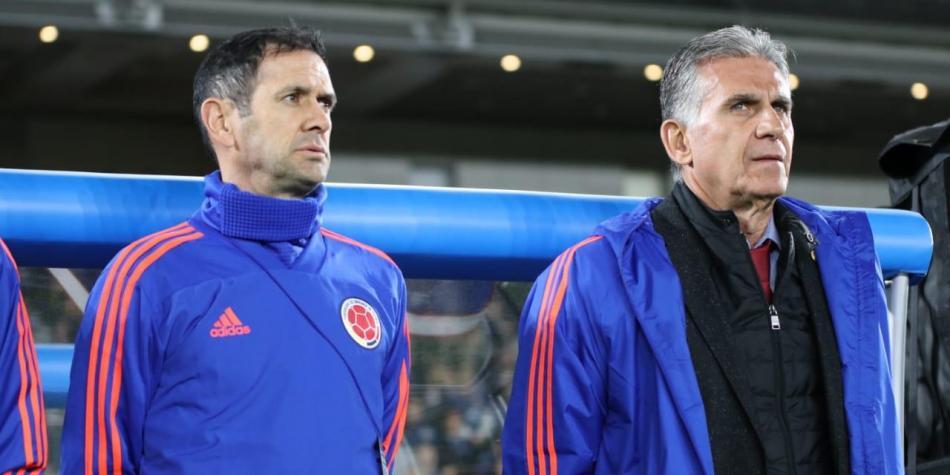 'Fue un partido que nos permite tener buenas conclusiones': Queiroz
