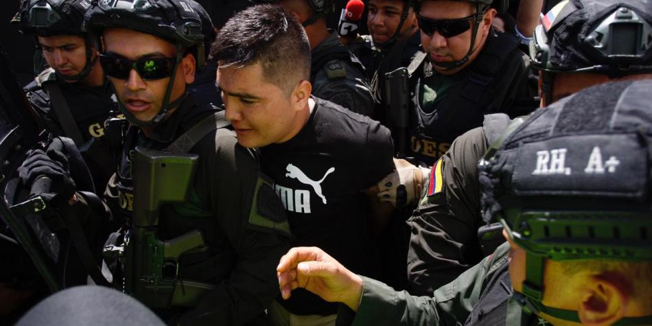 Capturan a Juan Valderrama, novio de la chilena desaparecida
