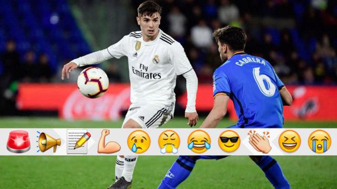 Zidane: Brahim y Reguilón tienen sitio en el Real Madrid