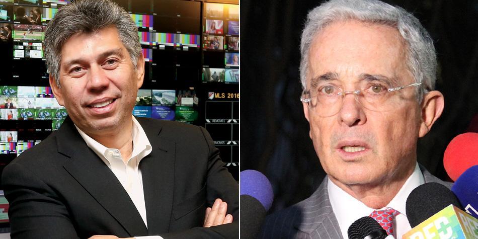 Uribe y Coronell no logran conciliar ante la Corte Suprema