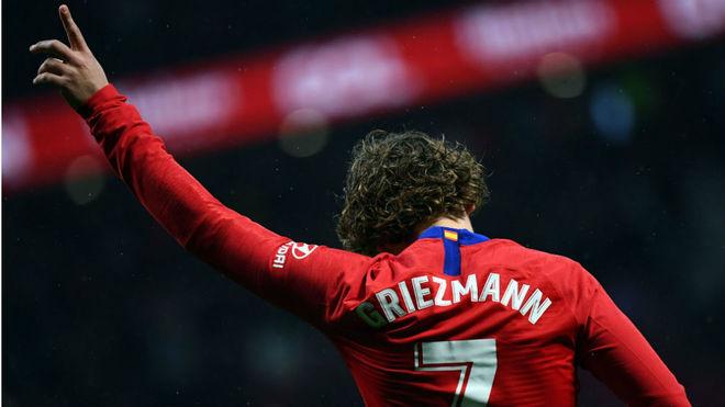 Se va Griezmann, el goleador del Cholo Simeone
