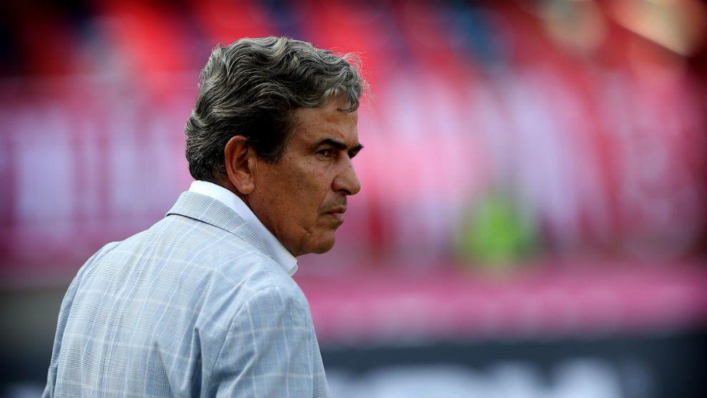 Jorge Luis Pinto, citado por la Dimayor por las declaraciones a los árbitros