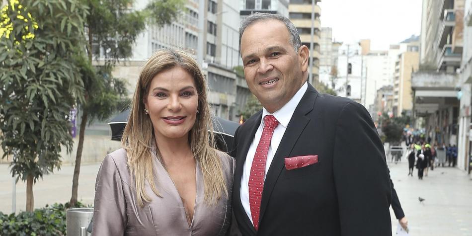 A esposo de M. Mónica Urbina ya le habían robado un Rólex en Bogotá