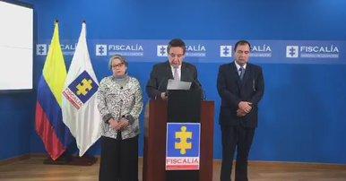 Fiscal General renuncia ante decisión de JEP sobre Santrich